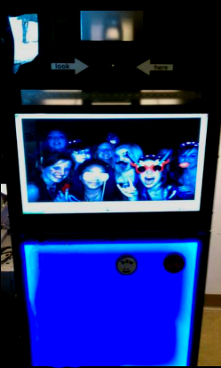Blue Monkey Photobooth Rentals Vancouver